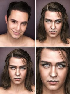 Ce make-up artist se transforme en filles de Game of Thrones : Arya