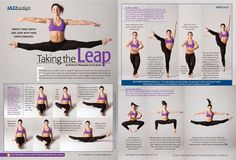 Staten Islander graces the pages of Dance Spirit magazine | SILive.com