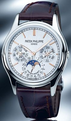 Patek Philippe Advanced Research Ref. 5550P Watch Uses Lots of Silicon #men'sjewelry