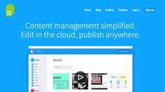 Website Design with Beautiful, Flat Landing Pages