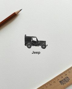 "Great design! From @deep.bear: ""Jeep is a brand of American automobiles that is a division of FCA US LLC (formerly Chrysler Group LLC) a wholly owned subsidiary of Fiat Chrysler Automobiles. The former Chrysler Corporation acquired the Jeep brand along with the remaining assets of its owner American Motors in 1987. The division is headquartered in Toledo Ohio. Jeep's current product range consists solely of sport utility vehicles and off-road vehicles but has also included pickup trucks in…"