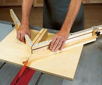 Shopmade Tablesaw Miter Sled Woodworking Plan from. Shopmade Tablesaw Miter Sled Woodworking Plan from WOOD Magazine Woodworking School, Learn Woodworking, Woodworking Patterns, Easy Woodworking Projects, Popular Woodworking, Woodworking Furniture, Woodworking Plans, Woodworking Skills, Furniture Plans