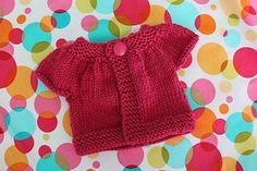 Free knitting pattern for Waldorf Doll or Teddy.