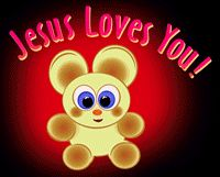 Free Animated Christian Graphics Quotes Images Jesus Paid It All Loves Us