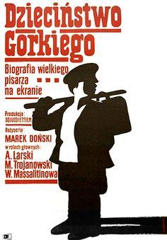 Dziecinstwo Gorkiego by Wiktor Gorka