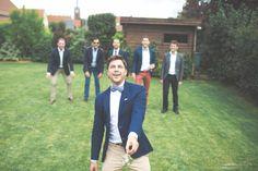 Le lancé de bouquet du marié - Le Blog du Marié