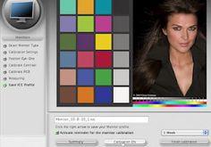 Computer monitor Colour Calibration - Photography Tips