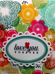 #cindybdesigns #onesheetwonder #pti #papertreyink #friendlyflowers #limitlesslayers #iloveyouforever #formydaughter #flowers #stamping #cards #papercrafting #papercrafts #handmadecards