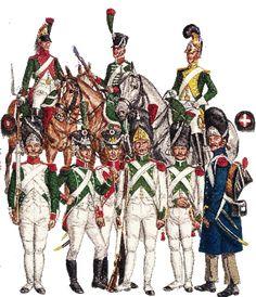 Kingdom of Italy 1812 Kingdom Of Naples, Kingdom Of Italy, Italian Army, Seven Years' War, National History, Fun World, French Army, Napoleonic Wars, American Civil War