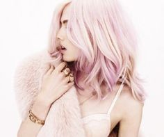 Tips and Tricks To Dying Your Hair a Perfect Light Shade of Pink! #Hair #Ombre #HairDye www.endlessbeauty.com