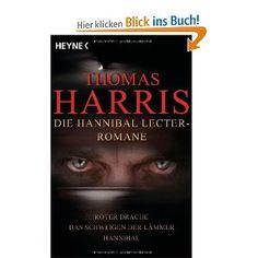 Roter Drache - Das Schweigen der Lämmer - Hannibal