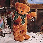 teddy w/star