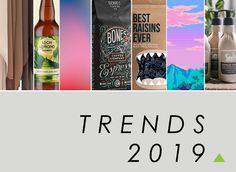 This year, brands are using the most updated trends to brainstorm and plan their next packaging projects to stay up to date.   See how you can incorporate 2019's hottest trends into your packaging!