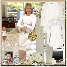 """Something's Gotta Give / Diane Keaton"" by daniela0408 on Polyvore"