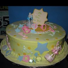 Looking to think outside the box with your cake?  Please visit our ALBUMS to see what options we have available for you.   #CakesbyMia   201-553-2424     - 6002 Fillmore Pl.,  West New York, NJ  https://www.facebook.com/Cakes-by-Mia-169874973065260/photos   #babyshower