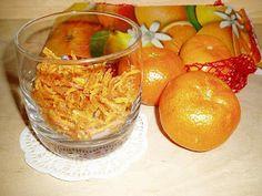 Heerlijke recepten van Jacqueline: Mandarijn-schilletjes konfijten