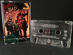 ANOTHER BAD CREATION - coolin' at the playground ya know - CASSETTE TAPE