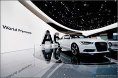 car exhibition audi - Google Search