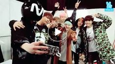 You can watch videos on V. BTS IN MAMA BACKSTAGE ..CANT WAIT FOR THEM TO SLAY US TONIGHT