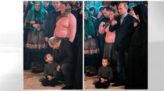 What did Vladimir Putin Say to Scare Young Boy?