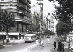 La Madrileña en 1946.
