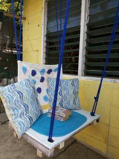 Swing settee!
