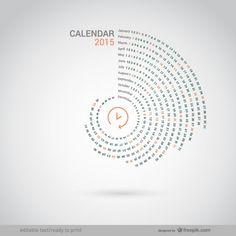 Runde 2015 Kalender