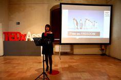 Umbria e Cultura - La semplicità è il segreto: grande successo per TEDxAssisi