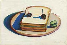 Wayne Thiebaud (b. 1920) | Sandwich | POST-WAR & CONTEMPORARY ART ...