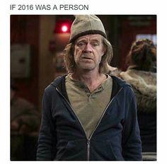 Frank fucking Gallagher