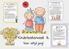 Kinderboekenweek grootouders lesidee voor altijd jong