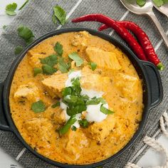 Thermomix Creamy Chicken Curry Submissions