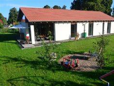 Ferienhaus+auf+weitläufigem+Garten-Grundstück,+Sauna,+2+Schlafzimmer,+4-6+Pers.+++Ferienhaus in Wolgast von…
