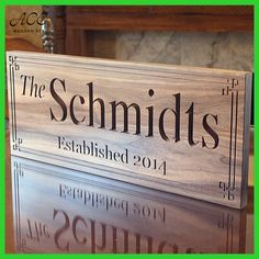 Custom wood signs Wooden sign Engraved wood sign, View Custom wood ...