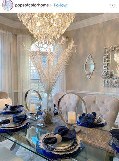 Dining Room Decor - Get the Modern Dining Room Furniture For Your Home Dining Room Table Decor, Deco Table, Decoration Table, Dining Room Design, Dining Room Furniture, Antique Furniture, Dining Room Centerpiece, Kitchen Tables, Decorations
