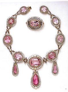 1804 pink topaz suite