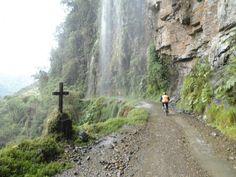 Estrada da Morte (Camino de los Yungas), Bolívia