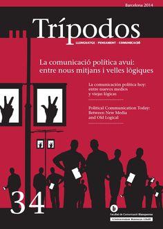 Revista Trípodos, 34, Facultat de Comunicació i Relacions Internacionals Blanquerna, Universitat Ramon Llull, 2014
