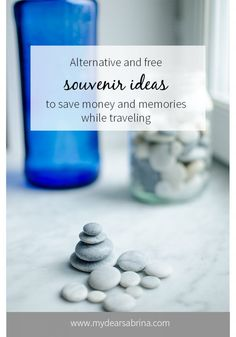 Alternative and free souvenir ideas to save money and make memories while traveling