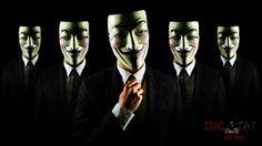 Анонимус: на страже Вашей свободы
