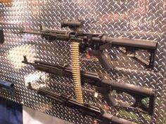 New Belt-Fed AR-15 Option Unveiled