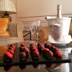 Here in the city of love, romance is edible. - at Shangri-La Hotel, #Paris.