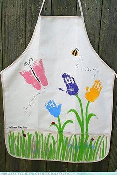 baby footprint projects | 足あとアート~子どもの誕生記念に描いてみたい♪