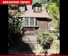 """Mummified Playboy Playmate Death House for Sale - so sad no one ever checked on her. And at $499000 ... it's a GREAT BUY ... if you don't mind the fact that the decomposed dead body of a former B-movie actress was discovered at the home back in May.    According to Curbed LA ... the """"dilapidated"""" home of  former Playboy Playmate Yvette Vickers has been put up for sale ... just 4 months after her mummified remains were discovered inside the home. Cops believe she may have died more than a…"""