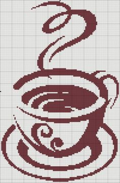 Coffee Cross Stitch   Gallery.ru / Фото #39 - Кофеманам - Olsha