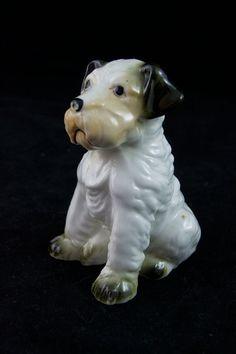 TIbetan Terrier Benji Dog Figurine Dog by MorningGloryModerne