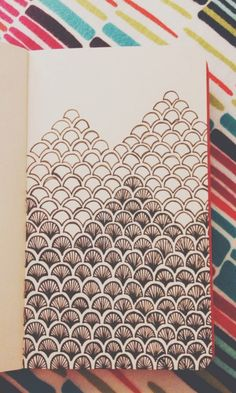 Doodle Patterns 508625351651577036 - 40 Absolutely Beautiful Zentangle patterns For Many Uses – Bored Art Source by luciebuisson Doodles Zentangles, Zentangle Patterns, Zen Doodle Patterns, Pen Doodles, Art Patterns, Design Patterns, Design Design, Doodle Drawings, Doodle Art