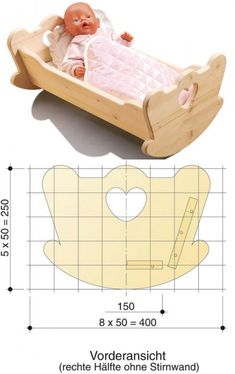 Instant Access to Woodworking Plans and Projects - TedsWoodworking Miniature Furniture, Doll Furniture, Dollhouse Furniture, Kids Furniture, Doll Beds, Diy Holz, Wooden Crafts, Wooden Decor, Wood Toys