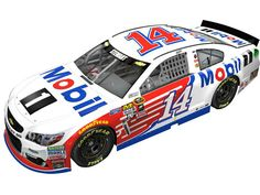 A new look for #14 & Tony Stewart in his final season in 2016