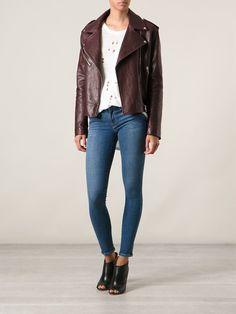 Frame Denim Skinny Jeans - Soho-soho - Farfetch.com